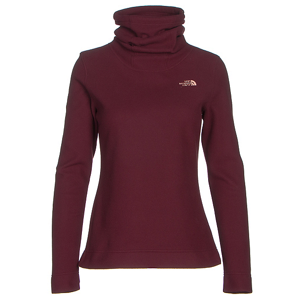 The North Face Novelty Glacier Pullover Womens Mid Layer (Previous Season), , 600