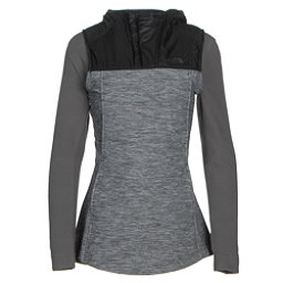 The North Face Pseudio Tunic Womens Vest (Previous Season), TNF Dark Grey Heather-TNF Blac, 256