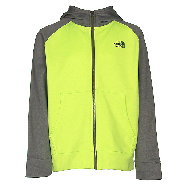 The North Face Boys Surgent Full Zip Hoodie (Previous Season), , 600