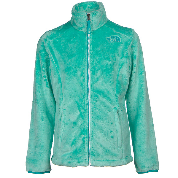 The North Face Osolita Girls Jacket (Previous Season), Ice Green, 600
