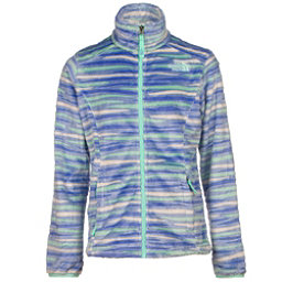 The North Face Osolita Girls Jacket (Previous Season), Grapemist Blue Wavy Stripe, 256