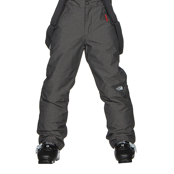 The North Face Snowquest Suspender Kids Ski Pants (Previous Season), , 600
