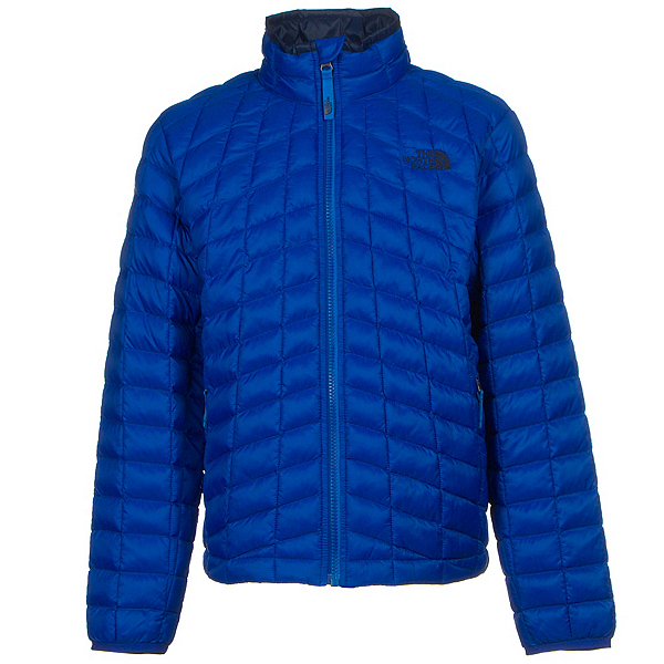 The North Face Boys ThermoBall Full Zip Jacket (Previous Season), Honor Blue, 600