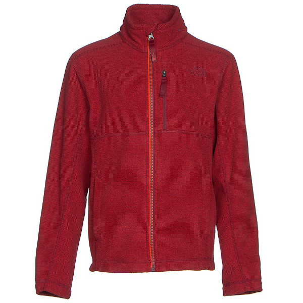 The North Face Cap Rock Full Zip Boys Jacket (Previous Season), , 600