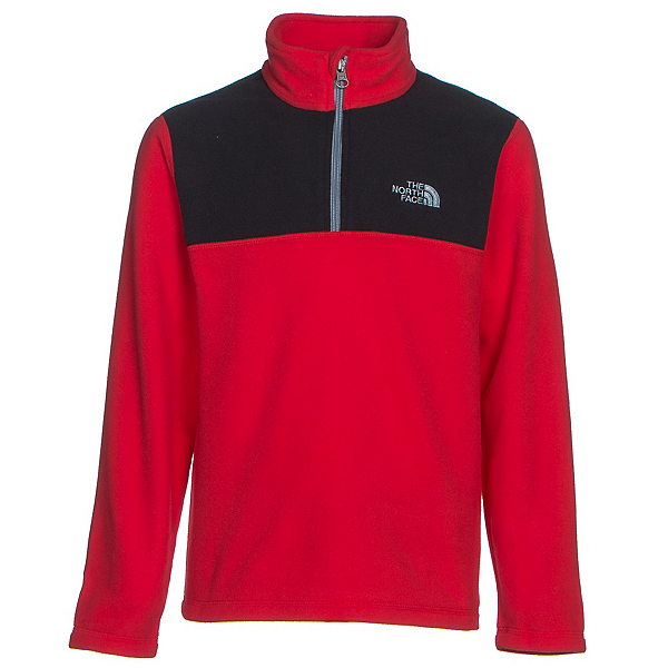 The North Face Glacier 1/4 Zip Boys Midlayer (Previous Season), , 600
