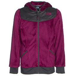 The North Face Oso Hoodie Girls Midlayer (Previous Season), Roxbury Pink, 256