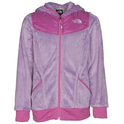 The North Face Oso Hoodie Girls Midlayer (Previous Season), Lupine, 256