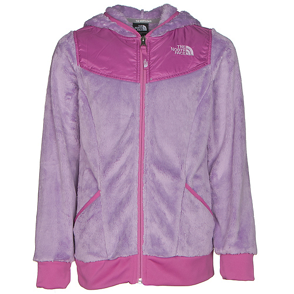 The North Face Oso Hoodie Girls Midlayer (Previous Season), Lupine, 600