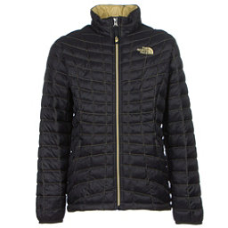 The North Face Girls ThermoBall Full Zip Jacket (Previous Season), TNF Black, 256