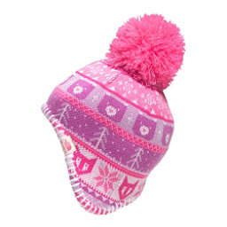 The North Face Baby Faroe Beanie Toddlers Hat (Previous Season), Cha Cha Pink-Lupine, 256