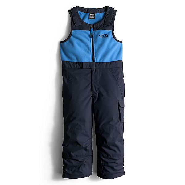 The North Face Insulated Bib Toddler Boys Ski Pants (Previous Season), , 600