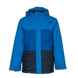The North Face Brayden Insulated Boys Ski Jacket (Previous Season), Jake Blue, 256