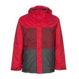 The North Face Brayden Insulated Boys Ski Jacket (Previous Season), TNF Red, 256