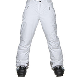 The North Face Freedom Insulated Girls Ski Pants (Previous Season), TNF White, 256