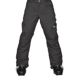 The North Face Freedom Insulated Girls Ski Pants (Previous Season), Graphite Grey, 256