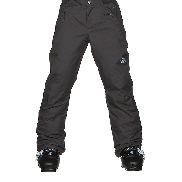 The North Face Freedom Insulated Girls Ski Pants (Previous Season), Graphite Grey, 600