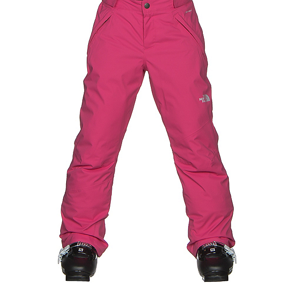 The North Face Freedom Insulated Girls Ski Pants (Previous Season), , 600