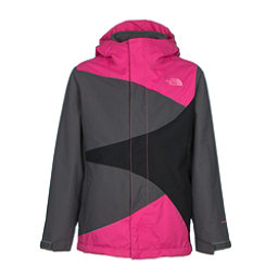 The North Face Mountain View Triclimate Girls Ski Jacket (Previous Season), Cabaret Pink, 256