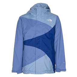 The North Face Mountain View Triclimate Girls Ski Jacket (Previous Season), Grapemist Blue, 256