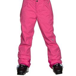 The North Face Mossbud Freedom Girls Ski Pants (Previous Season), Cha Cha Pink, 256