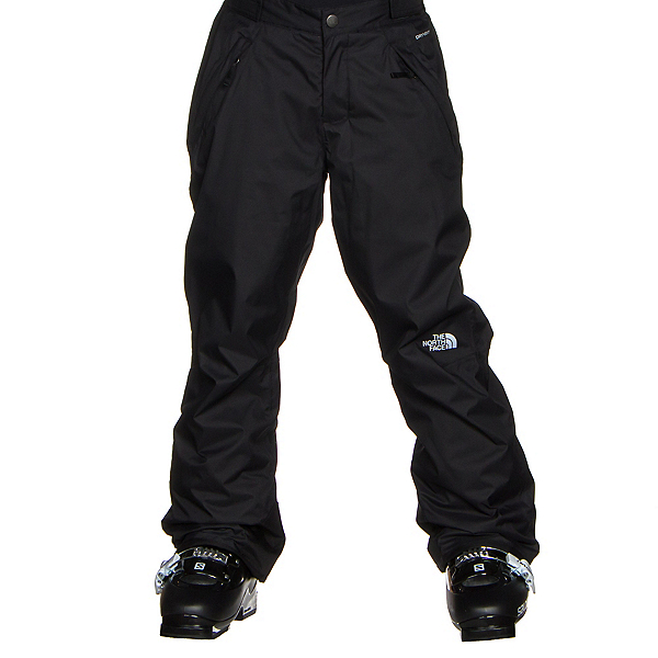 The North Face Mossbud Freedom Girls Ski Pants (Previous Season), TNF Black, 600