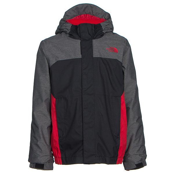 The North Face Vortex Triclimate Toddler Ski Jacket (Previous Season), TNF Black, 600