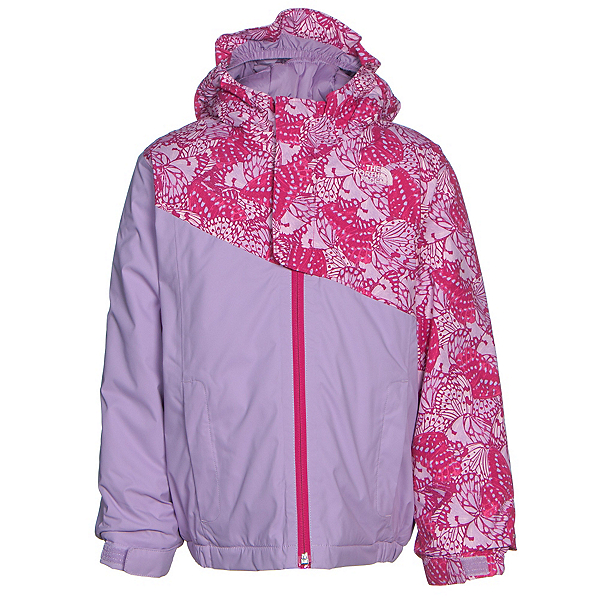 The North Face Casie Insulated Toddler Girls Ski Jacket (Previous Season), , 600