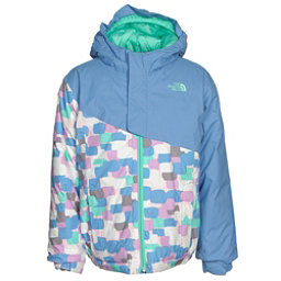 The North Face Casie Insulated Toddler Girls Ski Jacket (Previous Season), Grapemist Blue, 256