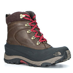 The North Face Chilkat II Luxe Mens Boots (Previous Season), Coffee Brown-Shroom Brown, 256