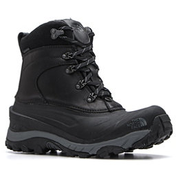 The North Face Chilkat II Luxe Mens Boots (Previous Season), TNF Black-Zinc Grey, 256