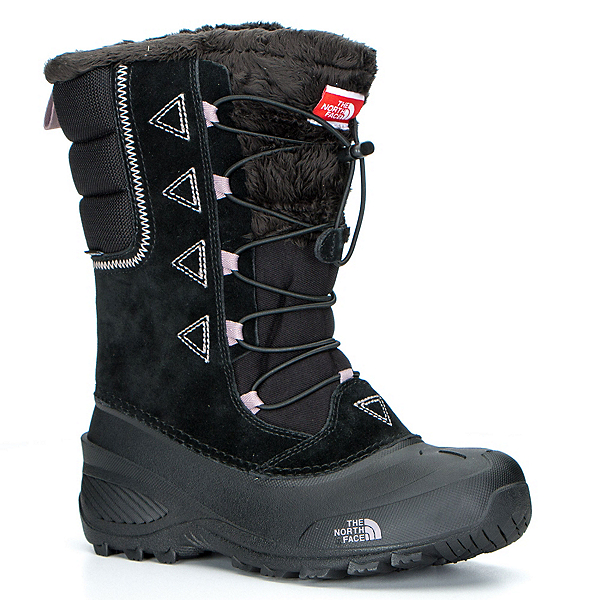 The North Face Shellista Lace II Kids Boots (Previous Season), , 600