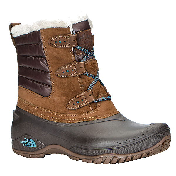 The North Face Shellista II Shorty Womens Boots (Previous Season), , 600