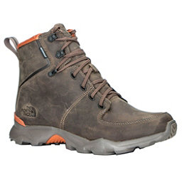 The North Face Thermoball Versa Mens Boots (Previous Season), Weimaraner Brown-Bombay Orange, 256