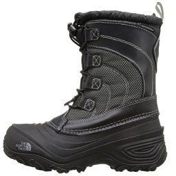 The North Face Alpenglow IV Kids Boots, TNF Black-TNF Black, 256