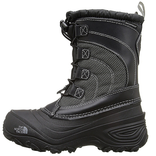 The North Face Alpenglow IV Kids Boots, TNF Black-TNF Black, 600