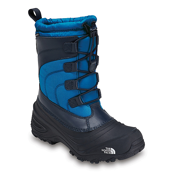 The North Face Alpenglow IV Kids Boots, Urban Navy-Bomber Blue, 600