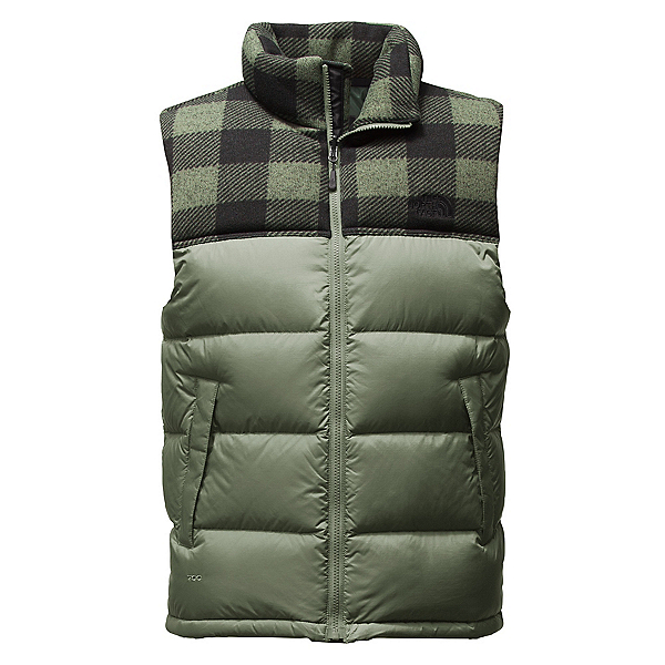 The North Face Nuptse Mens Vest (Previous Season), , 600