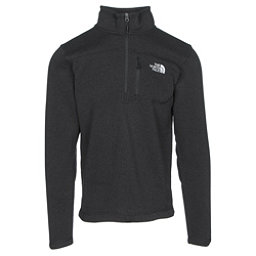 The North Face Gordon Lyons 1/4 Zip Mens Sweater (Previous Season), TNF Black Heather, 256