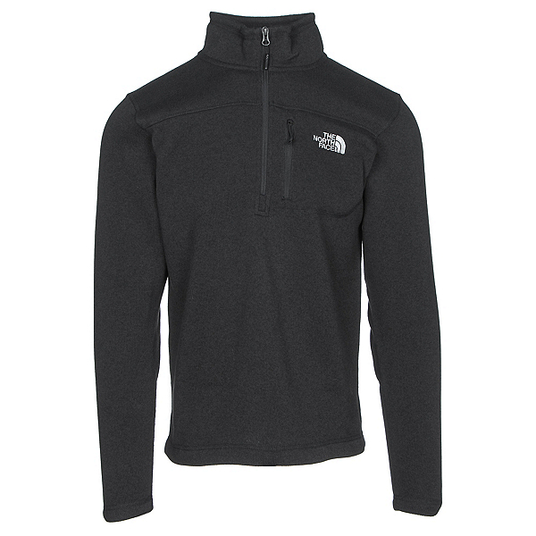 The North Face Gordon Lyons 1/4 Zip Mens Sweater (Previous Season), , 600