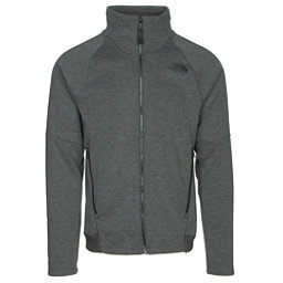 The North Face Far Northern Full Zip Mens Jacket (Previous Season), Asphalt Grey Heather-Asphalt G, 256