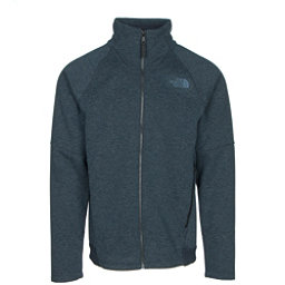The North Face Far Northern Full Zip Mens Jacket (Previous Season), Urban Navy Heather-Urban Navy, 256