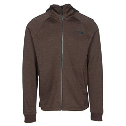 The North Face Norris Point Hoodie Mens Jacket (Previous Season), Coffee Bean Brown Heather, 256