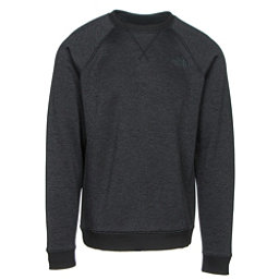The North Face Norris Point Crew Mens Sweater (Previous Season), TNF Black Heather, 256