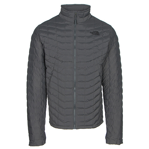 The North Face Stretch ThermoBall Mens Jacket, Asphalt Grey, 600