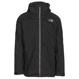 The North Face Gambit Triclimate Mens Insulated Ski Jacket (Previous Season), TNF Black, 256