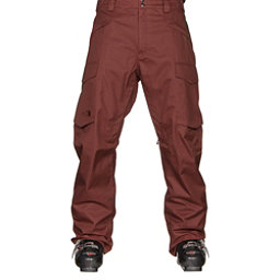 The North Face Gatekeeper Mens Ski Pants (Previous Season), Hot Chocolate Brown, 256