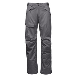 The North Face Freedom Insulated Mens Ski Pants (Previous Season), Zinc Grey, 256