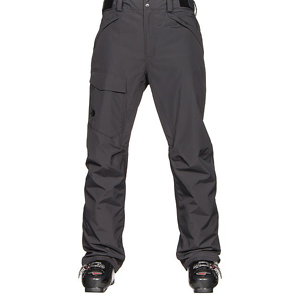 The North Face Freedom Insulated Mens Ski Pants (Previous Season), Asphalt Grey, 600