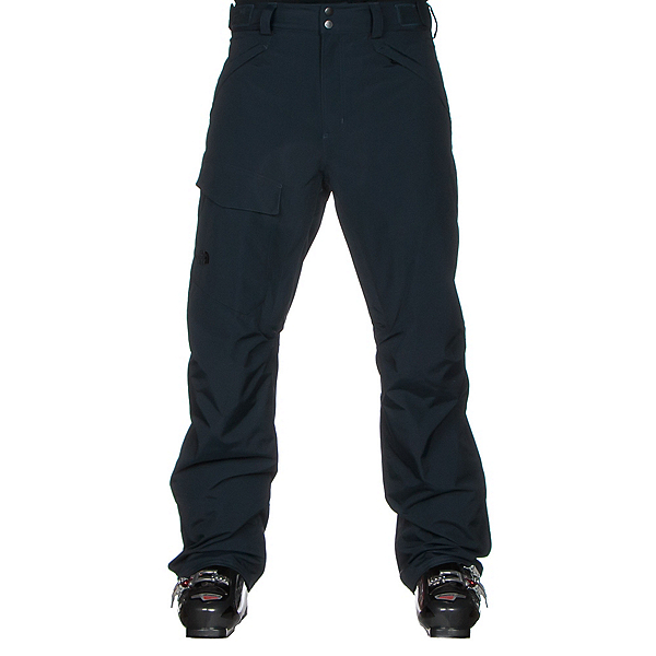 The North Face Freedom Insulated Mens Ski Pants (Previous Season), TNF Black, 600
