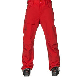 The North Face Freedom Mens Ski Pants (Previous Season), Fiery Red, 256
